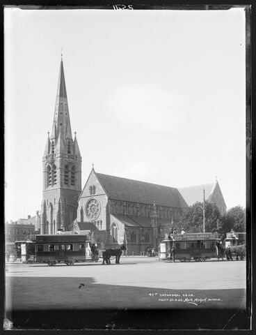 Image: Cathedral, Christchurch