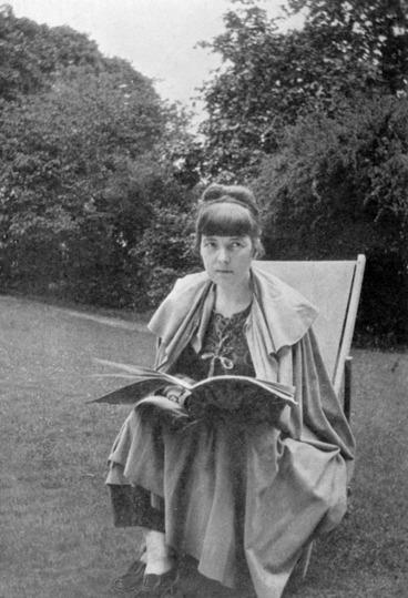 Image: Katherine Mansfield