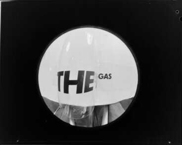 Image: Dormer Beck the action gas logo