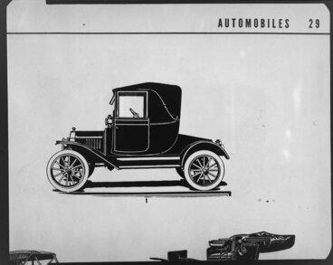 Image: Vintage cars