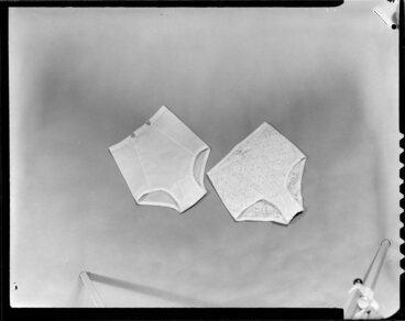Image: Two pairs of women's briefs