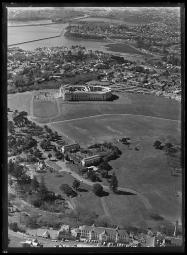 Image: Auckland War Memorial Museum and Domain