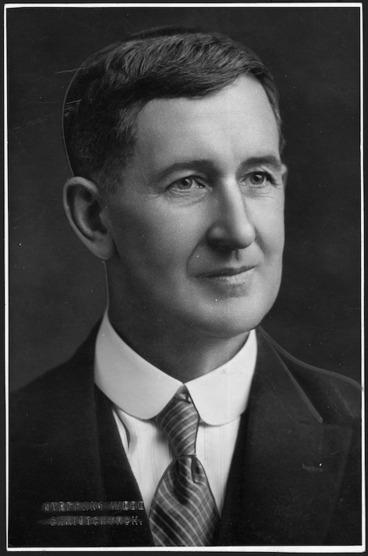Image: Portrait of William Stewart - Photograph taken by Steffano Webb
