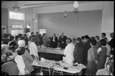 Image: National Library social function