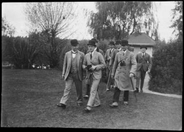 Image: Prince of Wales at Christchurch Races, Riccarton