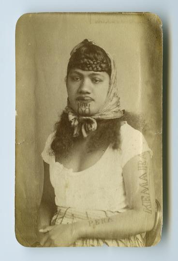 Image: Irini Kemara - Photograph taken by Samuel Carnell