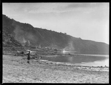 Image: Waihi Village, Lake Taupo