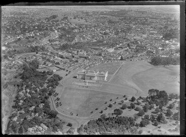 Image: Auckland Museum and War Memorial
