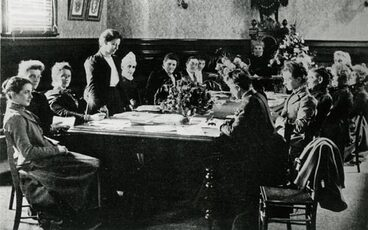 Image: National Council of Women, 1901