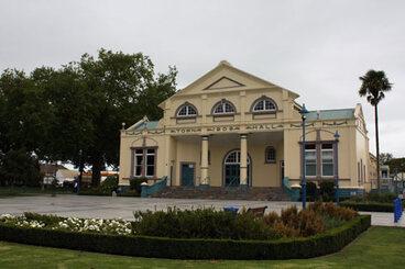 Image: Cambridge town hall