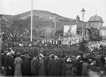 Image: Anzac Day, 1916