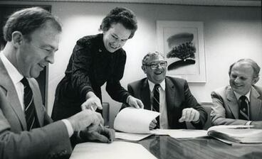 Image: Working with the State Sector Act 1988