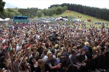 Image: Rhythm and Vines Festival