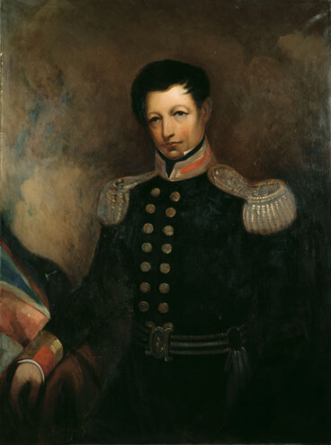 Image: Governor William Hobson
