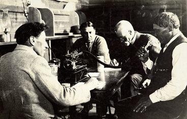 Image: Dominion Museum recording 1923
