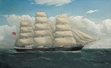 Image: Dunedin, 1882