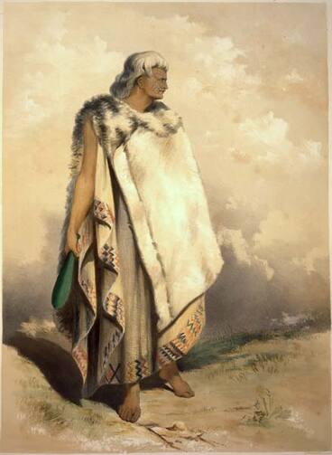 Image: Te Rangihaeata