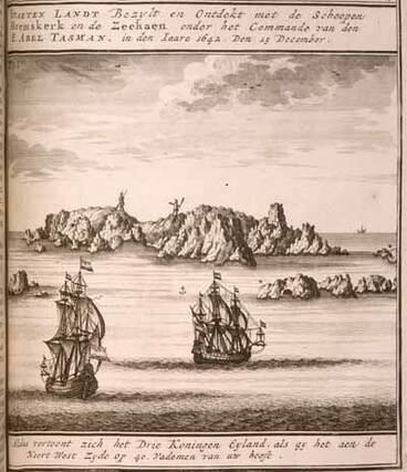 Image: Three Kings Islands