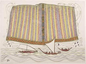 Image: Pacific voyaging