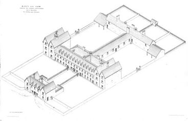 Image: Irish workhouse