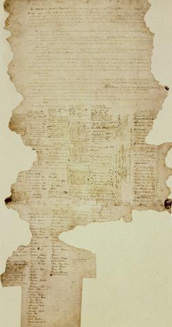Image: The Treaty of Waitangi