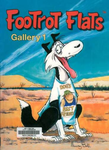 Image: Dog, from Footrot Flats