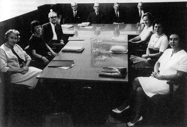 Image: National Advisory Council on the Employment of Women, 1967