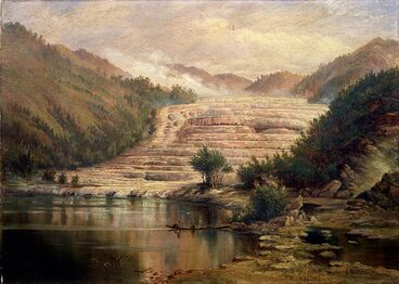 Image: The Pink Terraces