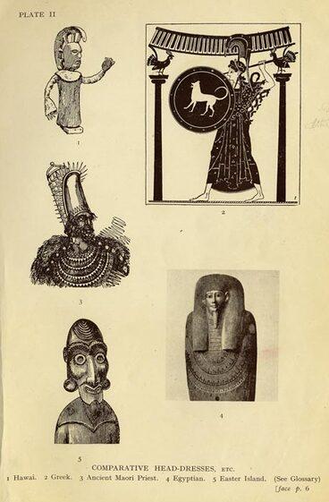Image: Ideas about Māori origins