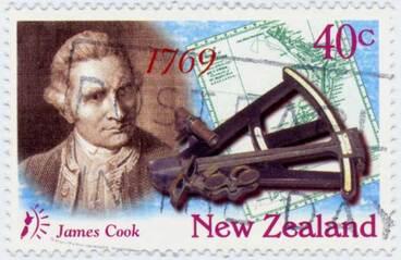 Image: Millennial stamp