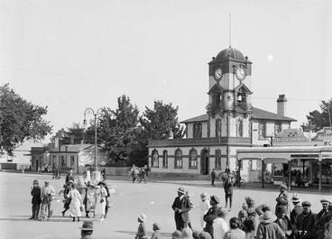 Image: Cambridge post office
