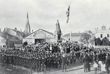 Image: Victoria Square, 1907