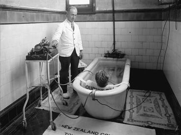 Image: The slipper bath