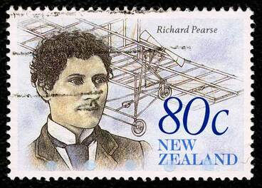 Image: Commemorating New Zealand's first flight