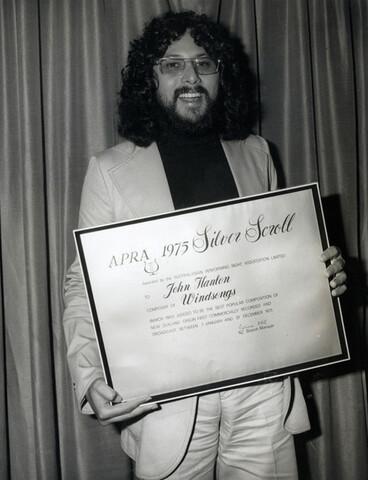 Image: APRA Silver Scrolls – the 1970s