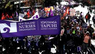 Image: Primary health care nurses, receptionists issue strike notice over pay parity