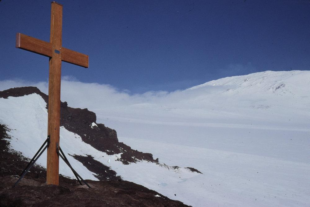 Mt Erebus Memorial