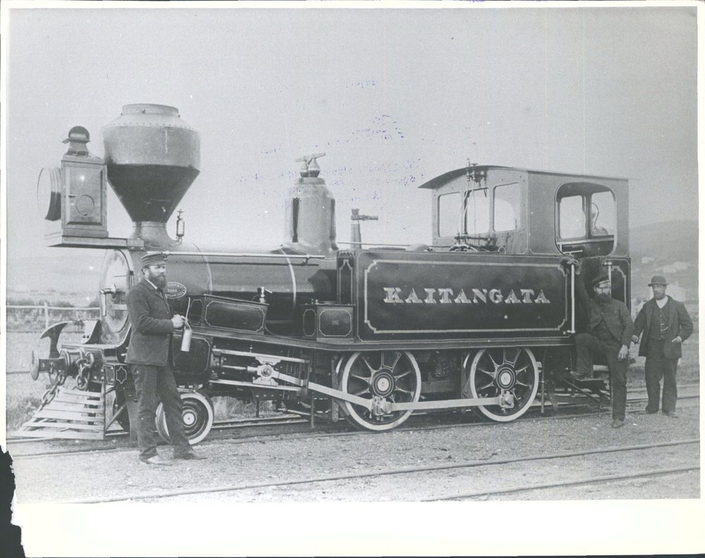 Company's Locomotive