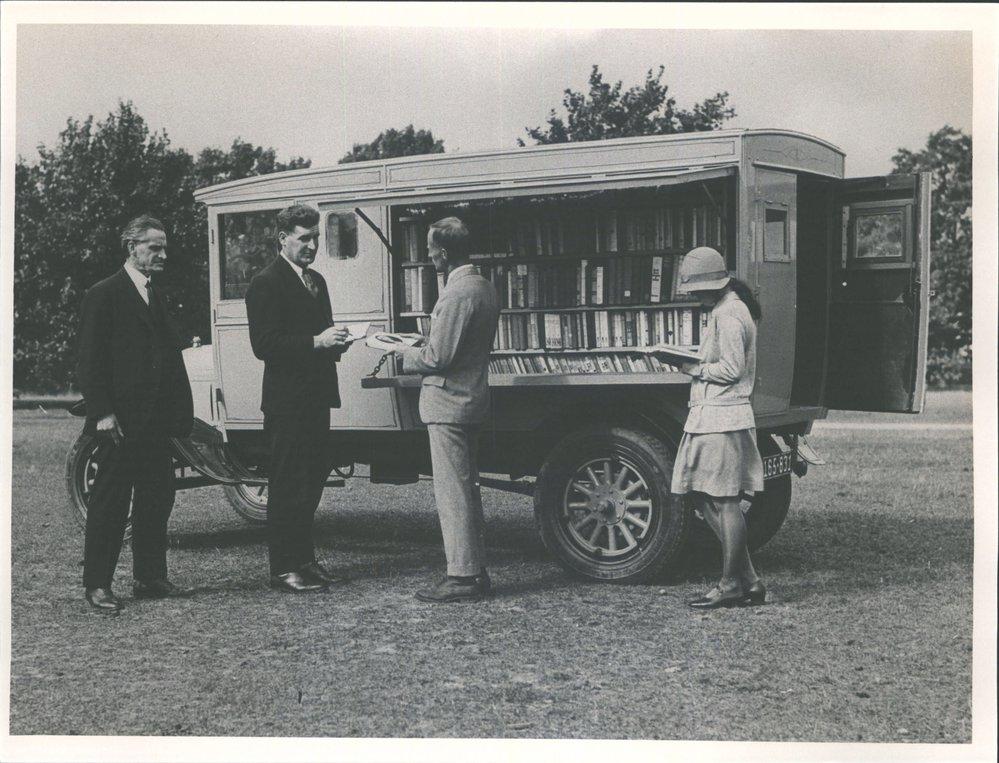 Library Car, Christchurch