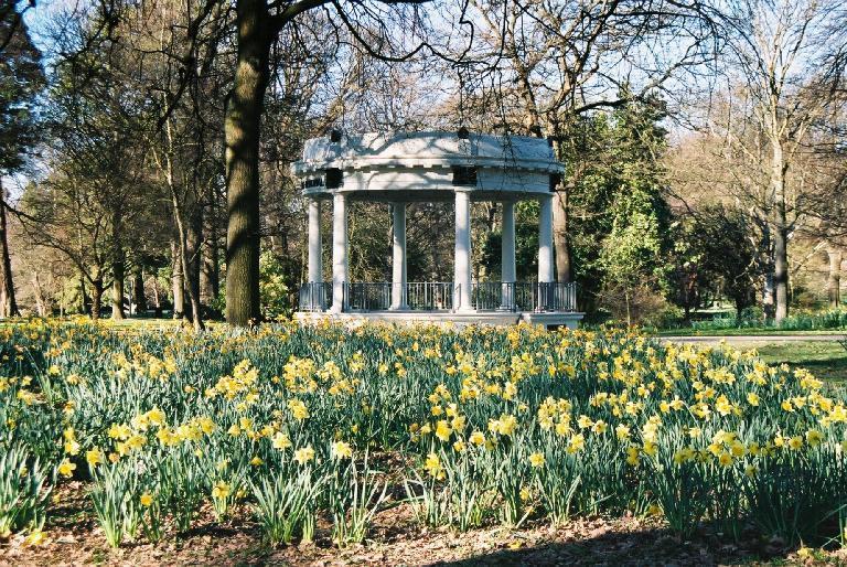 Bandsmens Memorial - Botanic Gardens