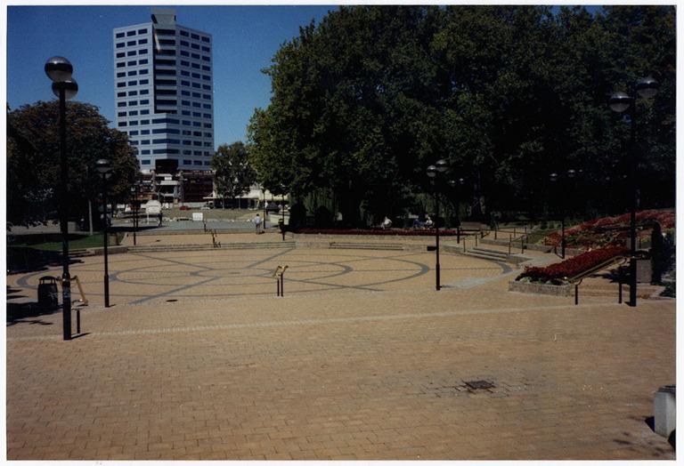 Victoria Square, Christchurch, ca 1990