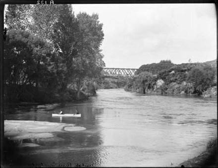 Waikato River, Cambridge.