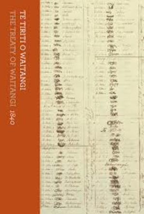 Te Tiriti o Waitangi = The Treaty of Waitangi, 1840