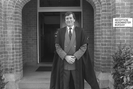 John Taylor, Headmaster. King's College, Otahuhu