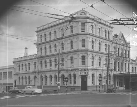 [Albion Hotel]