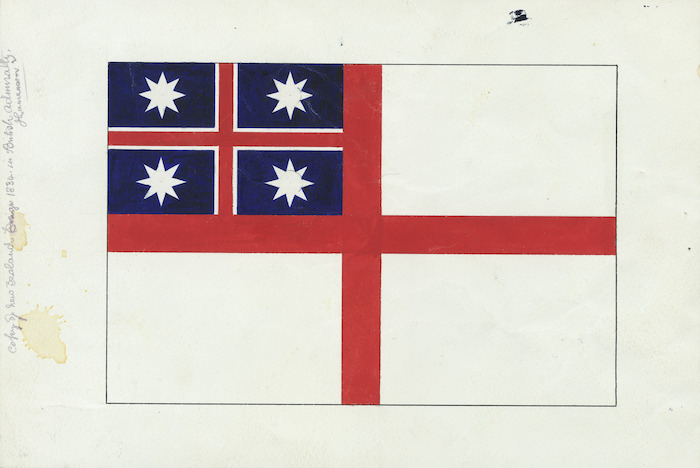 United Tribes Ensign