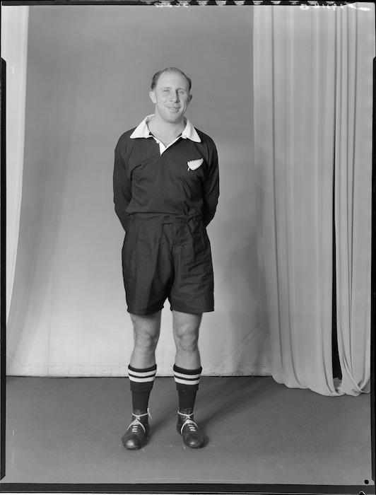 Portrait of Bob Scott (1921-)