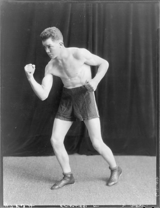 Boxer, Dick Loveridge