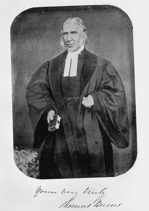 Reverend Thomas Burns