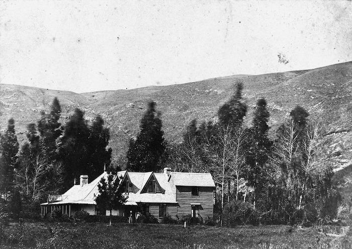 The Mason House, Taita, Lower Hutt